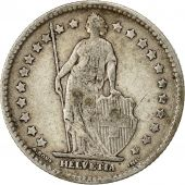 Coin, Switzerland, Franc, 1904, Bern, VF(30-35), Silver, KM:24