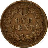 Monnaie, États-Unis, Indian Head Cent, Cent, 1875, U.S. Mint, Philadelphie