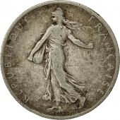 Coin, France, Semeuse, 2 Francs, 1898, Paris, VF(30-35), Silver, KM:845.1