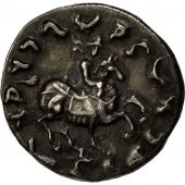 Coin, Baktrian Kingdom, Antimachos II, Baktria, Drachm, 174-165 BC, MS(60-62)