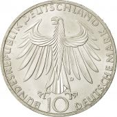 Coin, Germany, 10 Mark, Olympics, 1972, Munich, MS(63), Silver, KM 132