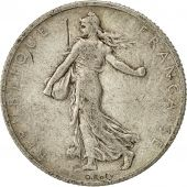 Coin, France, Semeuse, 2 Francs, 1901, Paris, VF(20-25), Silver, KM:845.1