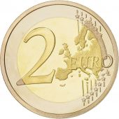 Monaco, 2 Euro, 2013, Bi-Metallic, BE
