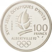 France, 100 Francs, 1990, FDC, Argent, KM:984