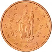 San Marino, 2 Euro Cent, 2006, Copper Plated Steel, KM:441