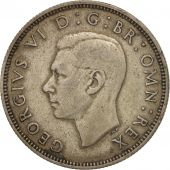 Great Britain, George VI, Florin, Two Shillings, 1939, Silver, KM:855