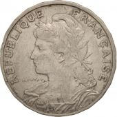 France, Patey, 25 Centimes, 1904, Nickel, KM:856, Gadoury:364