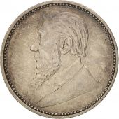 South Africa, 6 Pence, 1897, Silver, KM:4