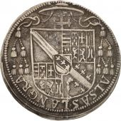 FRENCH STATES, ALSACE, Charles II de Lorraine, Teston, Silver, Boudeau:1322