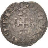 France, Charles IV, Double Parisis, 1322-1328, Billon, Duplessy:244b