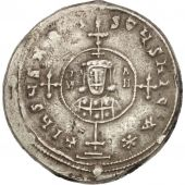 John I Tzimisces, Miliaresion, 969-976 AD, Constantinople, Argent, Sear 1792