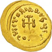Constans II, Tremissis, 641-688 AD, Constantinople, Gold, Sear:983