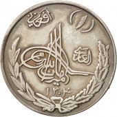 Afghanistan, Amanullah, Afghani, 100 Pul, 1925, Afghanistan, Argent, KM:910