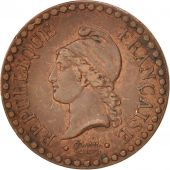 France, Dupré, Centime, 1848, Paris, Bronze, KM:754, Gadoury:84