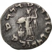 Apollodotos II, Bactrianne, Drachme, 180-160 BC, Argent, Sear:7672