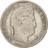 France, Louis-Philippe, 50 Centimes, 1846, Paris, F(12-15), Silver, KM:768.1