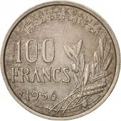 France, Cochet, 100 Francs, 1956, Paris, TTB, Copper-nickel, Gadoury:897