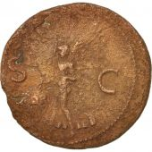 Nero, As, Lyons, TTB, Bronze, RIC:477