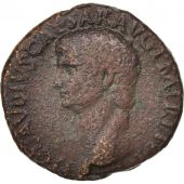 Claudius, As, Rome, TB, Bronze, RIC:100