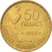 France, Guiraud, 50 Francs, 1952, Paris, SUP+, Aluminum-Bronze, Gadoury:880