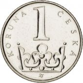 République Tchèque, Koruna, 2003, FDC, Nickel plated steel, KM:7