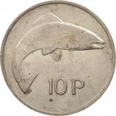 IRELAND REPUBLIC, 10 Pence, 1978, TTB+, Copper-nickel, KM:23