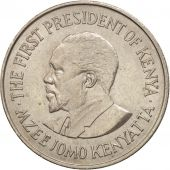 Kenya, Shilling, 1971, AU(55-58), Copper-nickel, KM:14