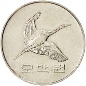 KOREA-SOUTH, 500 Won, 1997, SPL, Copper-nickel, KM:27