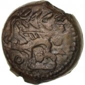Aulerci Eburovices, Area of Evreux, Bronze, AU(50-53), Bronze, Delestré:2457