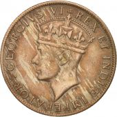 EAST AFRICA, George VI, Shilling, 1942, TTB, Argent, KM:28.3