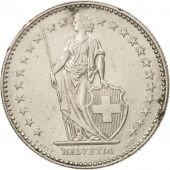 Suisse, 2 Francs, 1988, Bern, TTB+, Copper-nickel, KM:21a.3