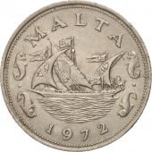 Malte, 10 Cents, 1972, British Royal Mint, SUP, Copper-nickel, KM:11