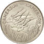Cameroun, 100 Francs, 1975, Paris, SPL, Nickel, KM:17
