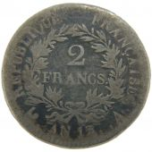 First Empire, 2 Francs Napoléon I Empereur