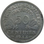 FRENCH STATE, 50 Centimes Bazor