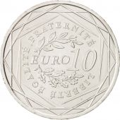 France, 10 Euro, 2009, FDC, Argent, KM:1580
