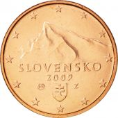 Slovaquie, Euro Cent, 2009, SPL+, Copper Plated Steel, KM:95
