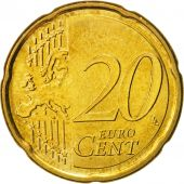 Slovaquie, 20 Euro Cent, 2009, FDC, Brass, KM:99