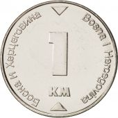 BOSNIA-HERZEGOVINA, Konvertible Marka, 2002, British Royal Mint, SPL+, Nickel