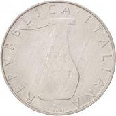 Italie, 5 Lire, 1982, Rome, SUP, Aluminium, KM:92