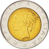 Italie, 500 Lire, 1982, Rome, TTB+, Bi-Metallic, KM:111