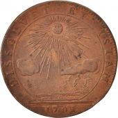France, Jeton, Etats de Bourgogne, 1701, TTB, Cuivre, Feuardent:9826
