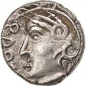 Sequani, Quinarius, SUP, Argent, Delestrée:3245