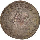 Severus II, Follis, Ticinum, TTB+, Bronze, RIC:73