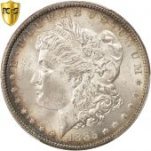 États-Unis, Morgan Dollar, 1885, U.S. Mint, Carson City, PCGS, MS65
