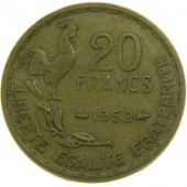 IV th Republic, 20 Francs Georges Guiraud