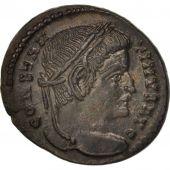 Constantine I, Follis, Lyons, SPL+, Bronze, RIC:225