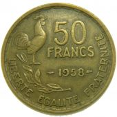 IV th Republic, 50 Francs Georges Guiraud