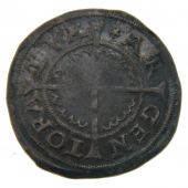 ALSACE, City of Strasbourg, Vierer in Billon (4 Denarius)