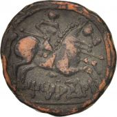 Celtibères, Titiakos, Bronze Unit AE23, TTB, Bronze, SNG BM Spain:1074-5